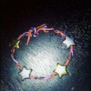 Kids star bracelet